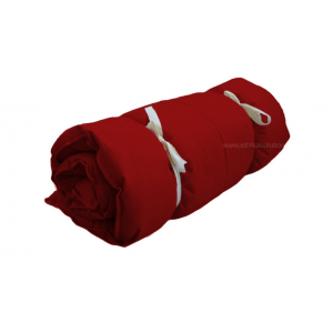 Futon Bag Color 6 cm - cotone